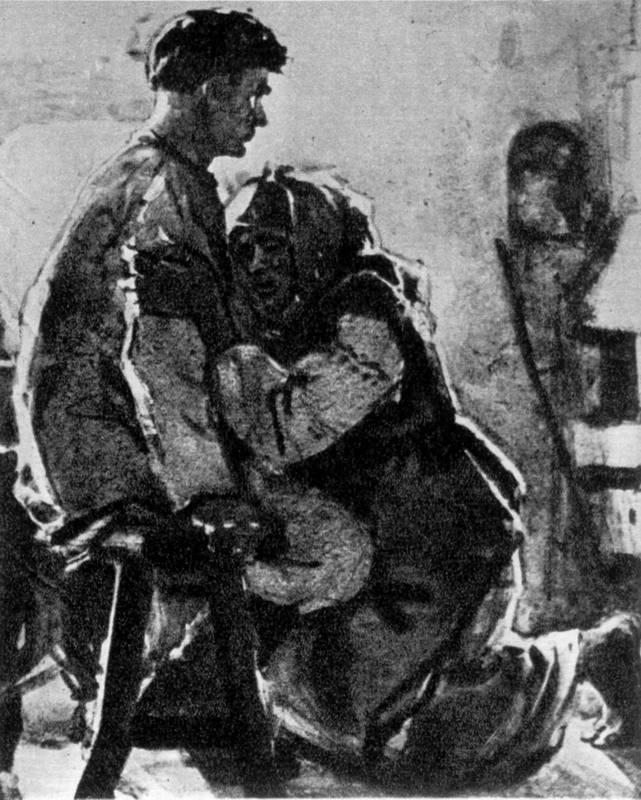 Singleton - illustration to the Lesja…