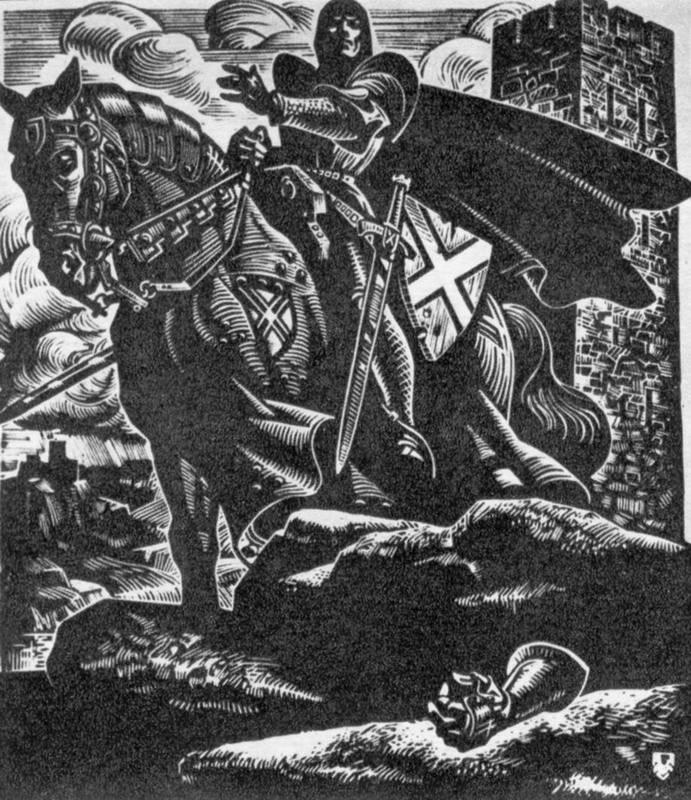Robert Bruce (3) - illustration to the…