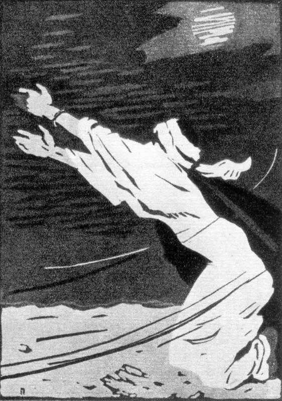 Khamsin - illustration to the Lesja…