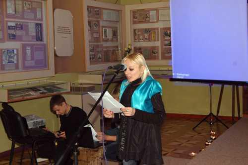 Презентація «Літературної кав'ярні»