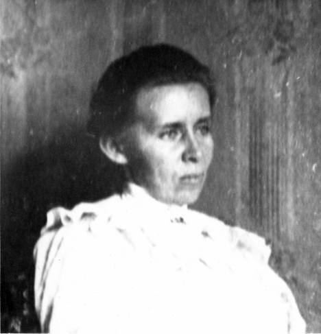Фото Лесі Українки, 1913 р. (3)