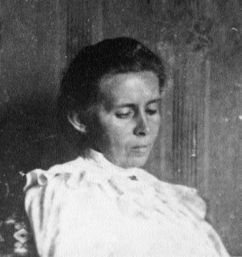 Фото Лесі Українки, 1913 р. (4)