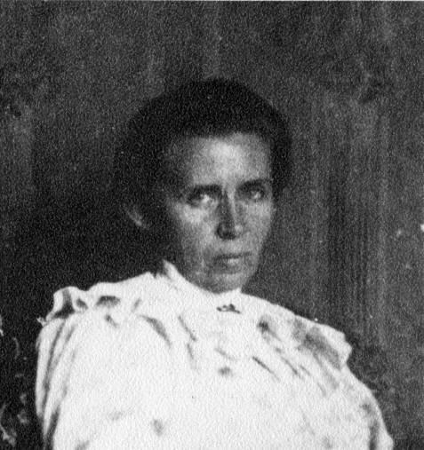 Фото Лесі Українки, 1913 р. (1а)