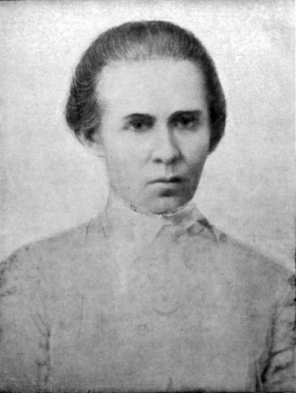 Леся Українка. Фото 1906..1910 рр.