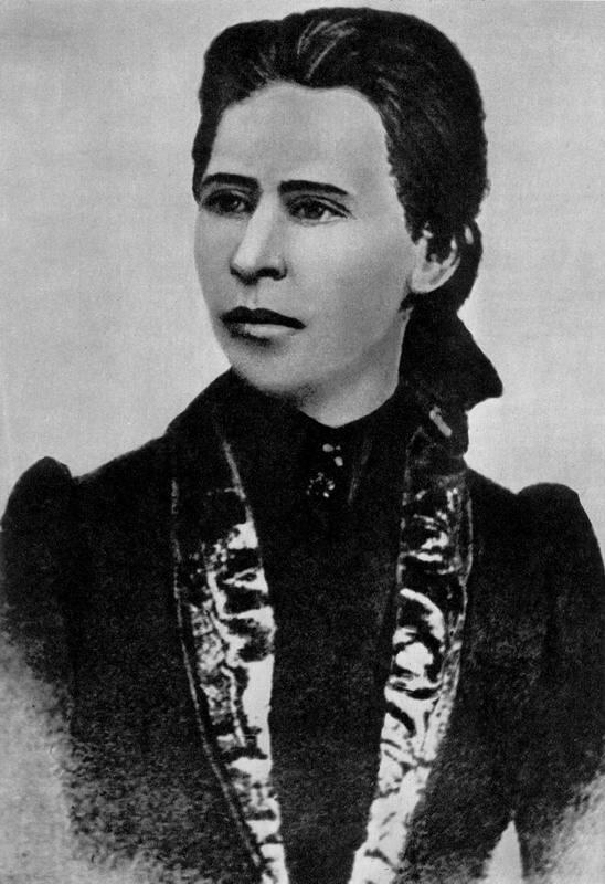 Леся Українка. Фото 1890..1895 рр.