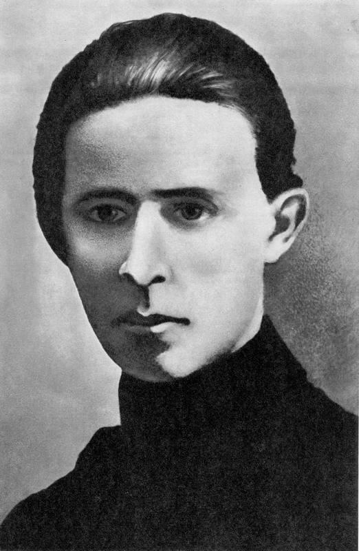 Lesja Ukrainka's photo in 1901