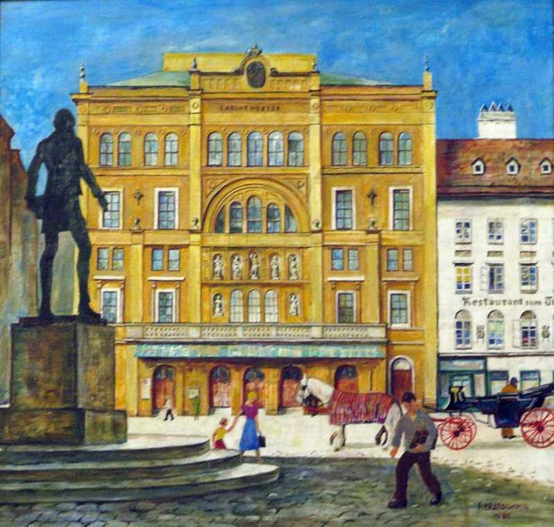 Карл-театр у Відні