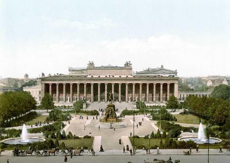 Будинок Старого музею (Altes Museum) в…