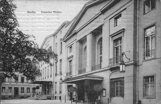 Будинок Німецького театру (Deutsches…