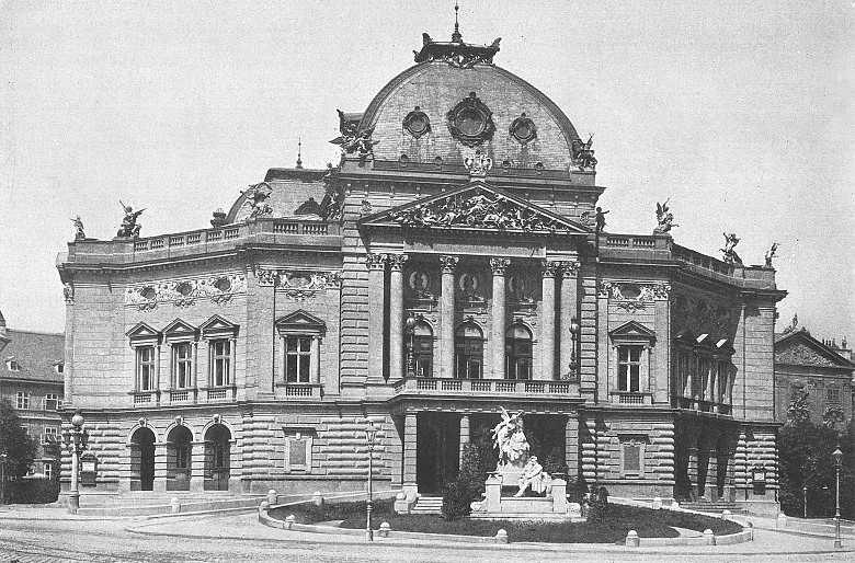 Народний театр у Відні