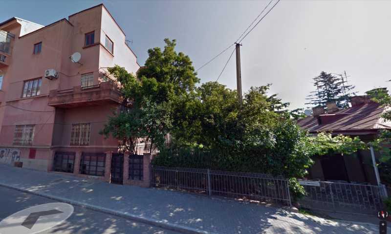 Фрагмент вулиці Костянтина Томащука у…