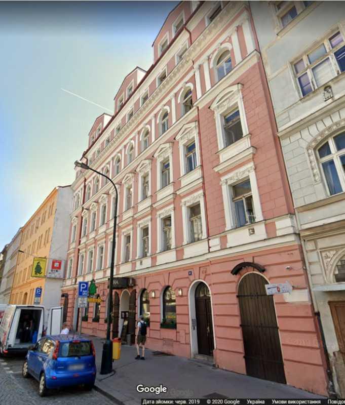 Житловий будинок у Празі на вул. На…