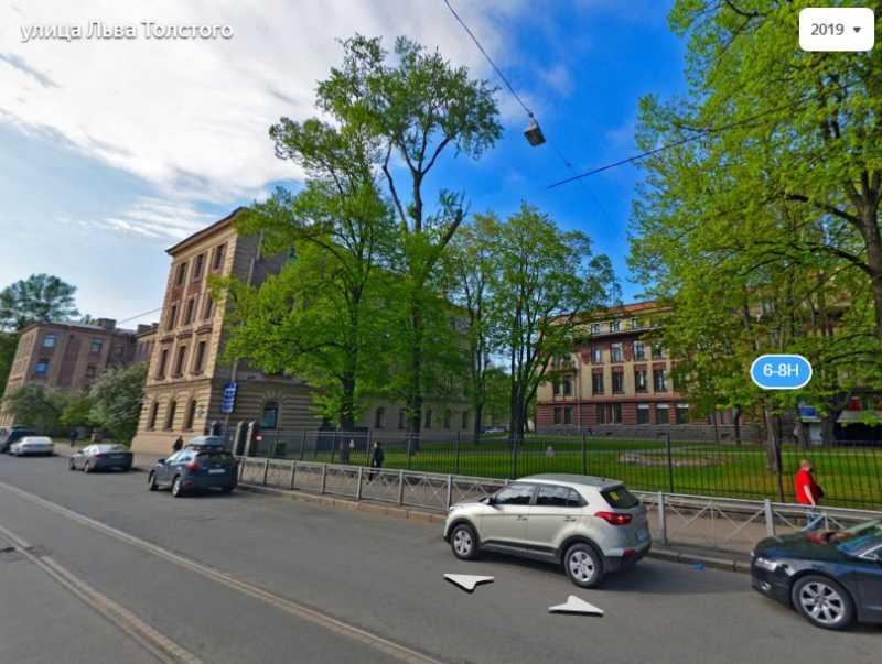 Будинки Петербурзького медичного…