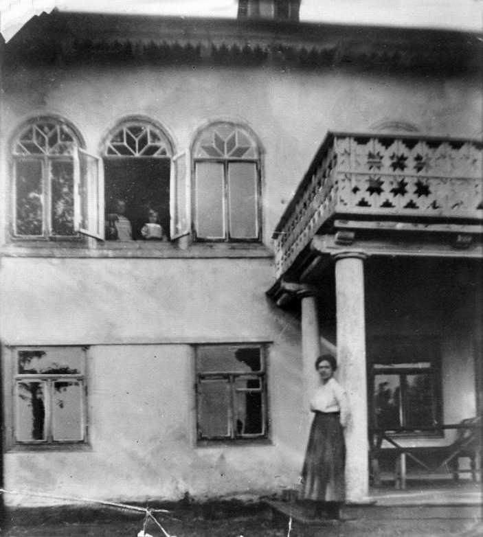 Cottage in Green Grove near Gadjach